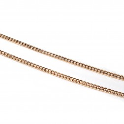 CORRENTE METAL 2MM - DOURADO (METRO)