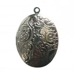 Relicario Medalha-Niquel