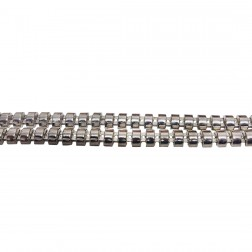 Corrente Níquel 5X10 MM - (METRO)