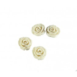 Flor de resina para colagem - Unidade