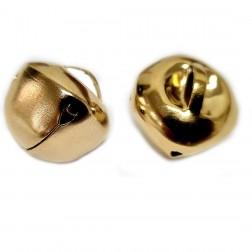 Pingente Gizo Banho Dourado 2,4 x 2,4 cm - (10 PEÇAS)