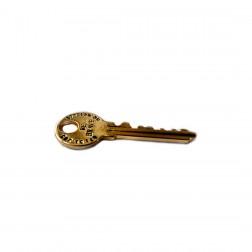 Pingente Chave - Dourado - (UNID)