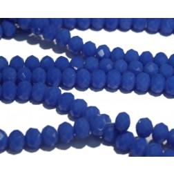 FIO DE CRISTAL SKY BLUE   N° 6 COM 99 PÇS - UNID
