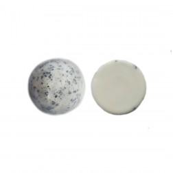 Meia Bola Resina 30X30MM - Granito - (UNID)