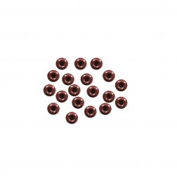 Miçanga 6/0 - Vinho Pérola - 500 gramas