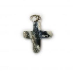Cruz de murano - várias cores - unidade