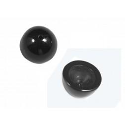 RESINA - PRETO - 1,1 x 1,7 cm - UNID