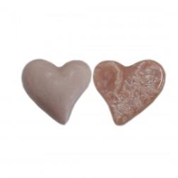 Pingente Coração - Rosé - (UNID)