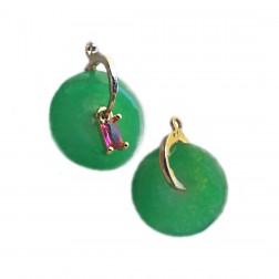 Pingente Pedra Jade (UNID)