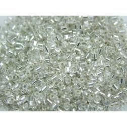 VIDRILHO CRISTAL - NATURAL - 2,0 mm - Pacote 50 Grs